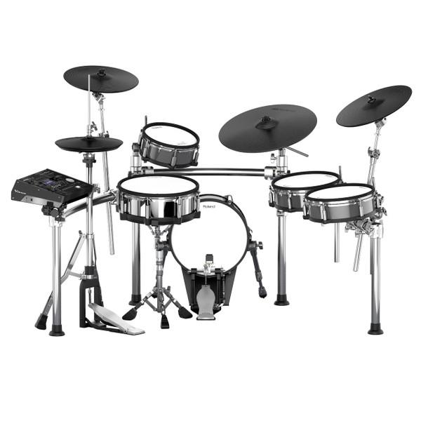 Roland TD50KVS Ultimate V-Drums Kit for Professional Recording