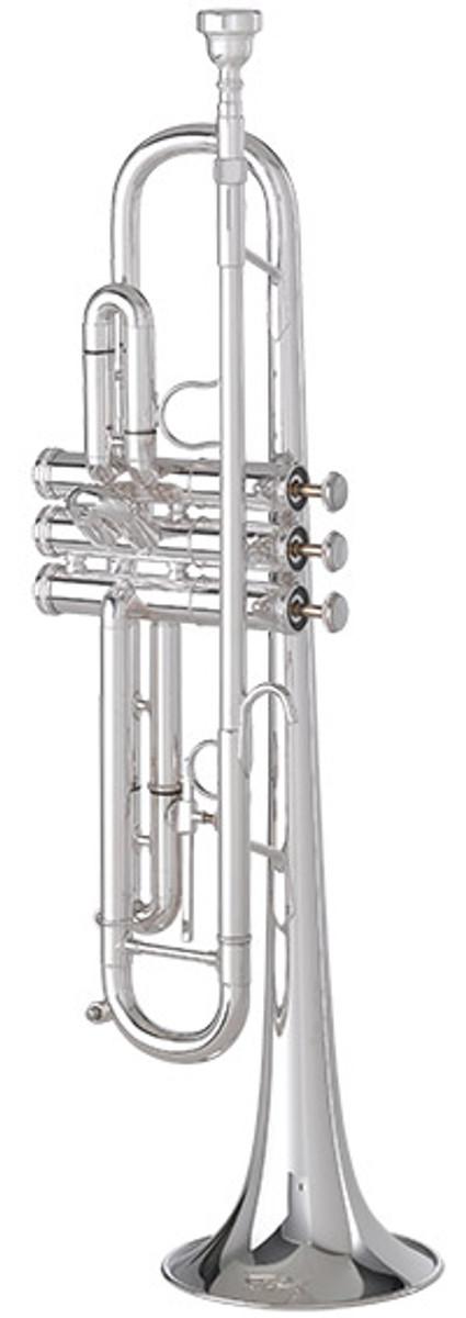 Getzen 907S Eterna Proteus silver trumpet