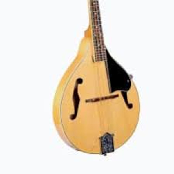 Crestwood A Mandolin available in natural, tobacco sunburst and red burst
