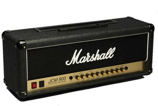 Marshall AmplificationJCM900 M4100U 100W 2-Ch All-Tube Guitar Amplifier Head