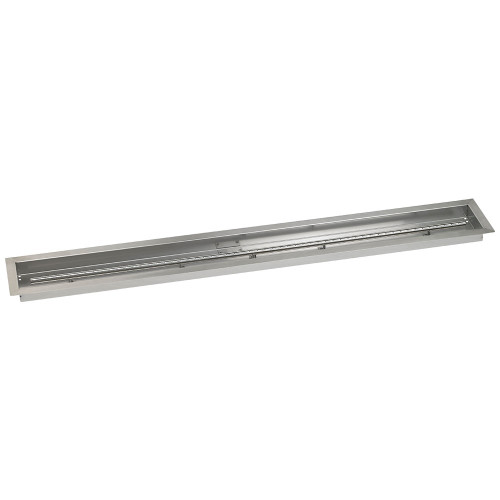 "60"" x 6"" Stainless Steel Linear Drop-In Pan"