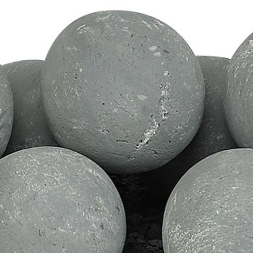 "Cape Gray Lite Stone Ball Set - Uniform 4"""