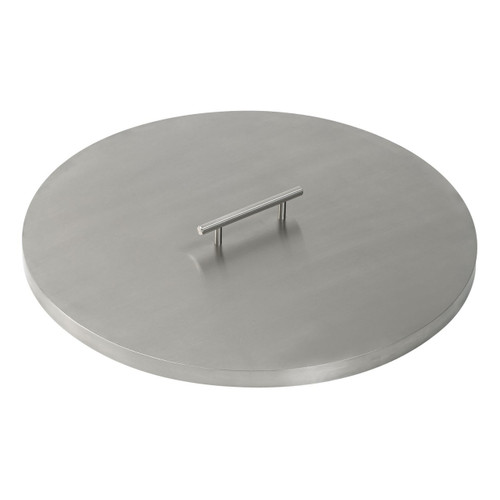 Stainless Steel Fire Pit Cover
