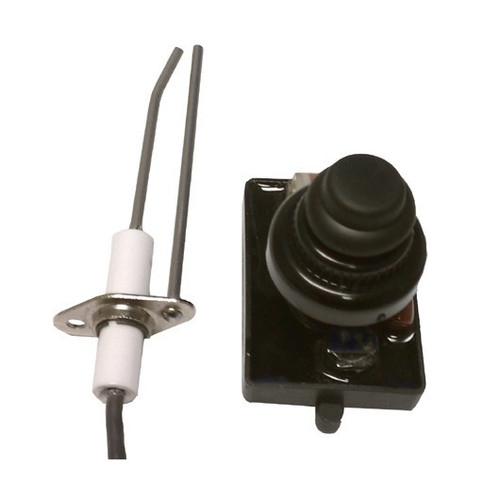 Push-Button Spark Ignition Kit with Spark Probe