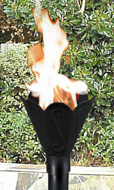 Tulip  Automated Tiki Torch