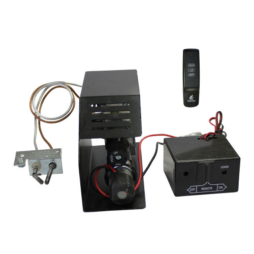 Variable Flame Remote Control Safety Pilot Kit
