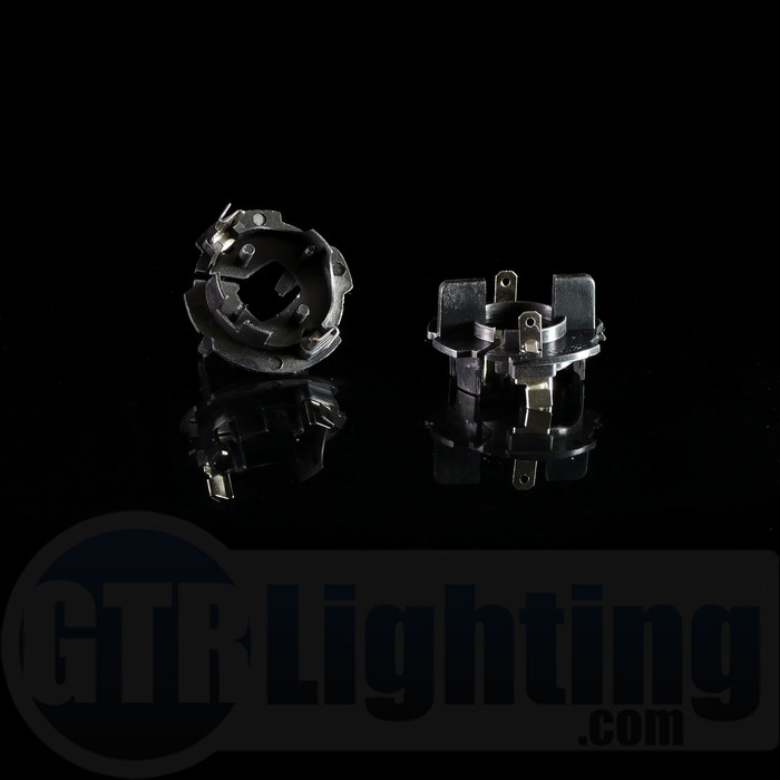 GTR Lighting Volkswagen H7 HID Bulbs Adapters (Pre-1999)