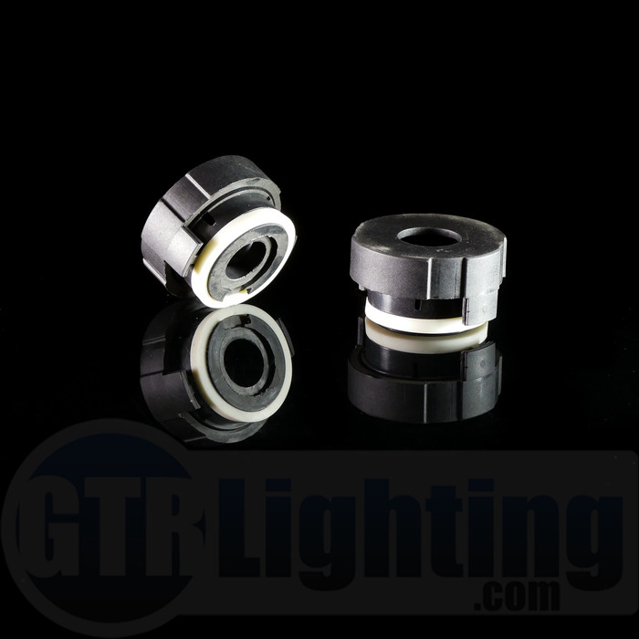 GTR Lighting BMW H7 HID Bulbs Adapters (High Beam)