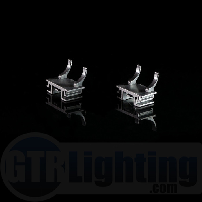 GTR Lighting Fiat H7 HID Bulbs Adapters (New Fiat 500)