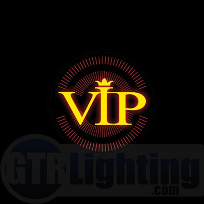 GTR Lighting LED Logo Projectors, V.I.P. Logo, #49