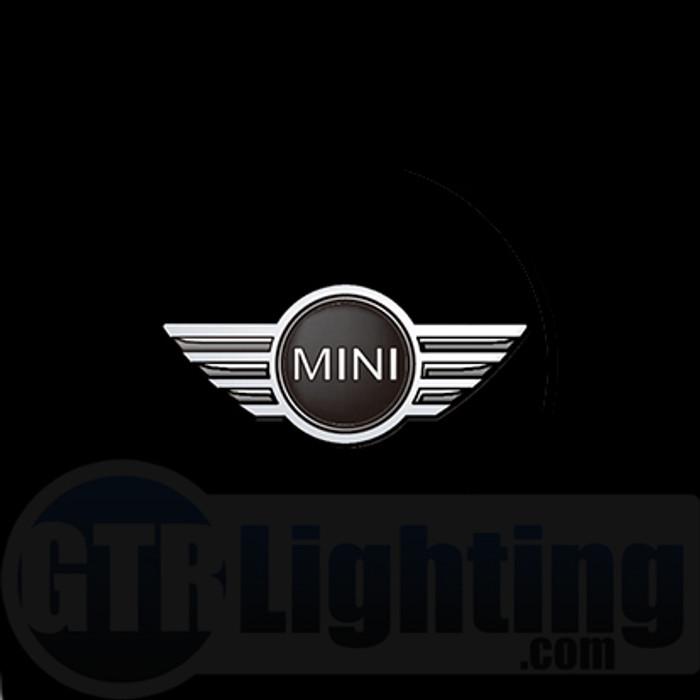 GTR Lighting LED Logo Projectors, Mini Cooper Logo, #44