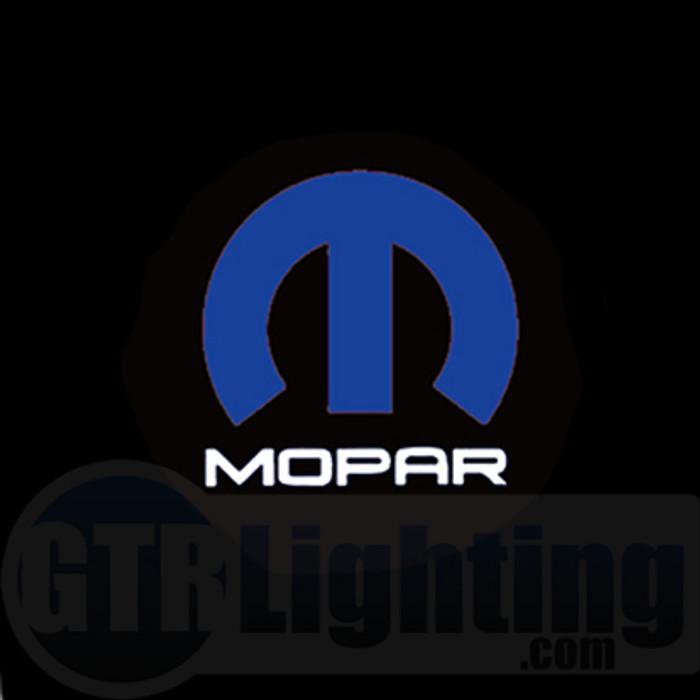 GTR Lighting LED Logo Projectors, Mopar Logo, #31