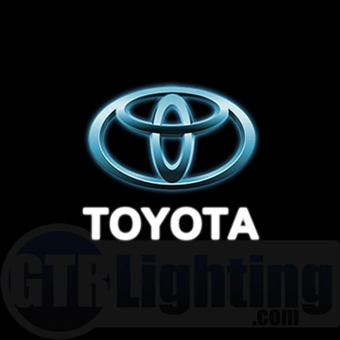 GTR Lighting LED Logo Projectors, Toyota Logo, #24