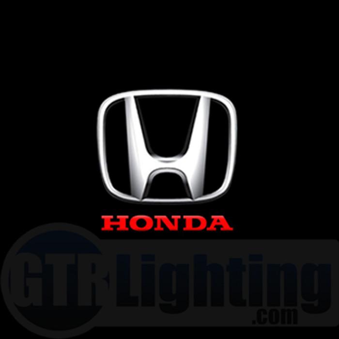GTR Lighting LED Logo Projectors, Honda Logo, #25