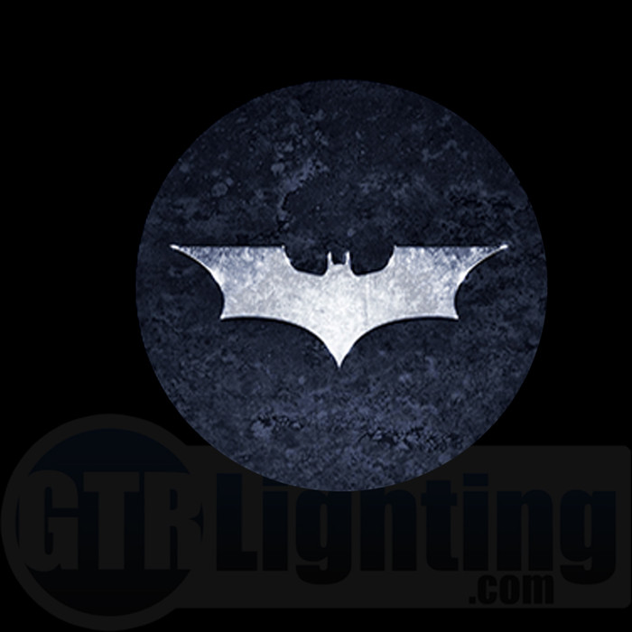 GTR Lighting LED Logo Projectors, Batman Logo, #56