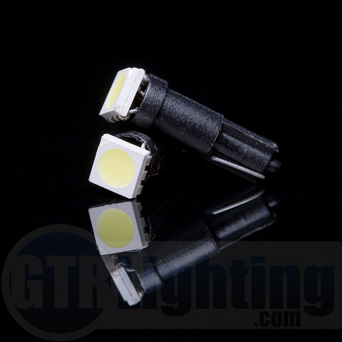 GTR Lighting T5 / 37 / 74 1-LED Bulbs