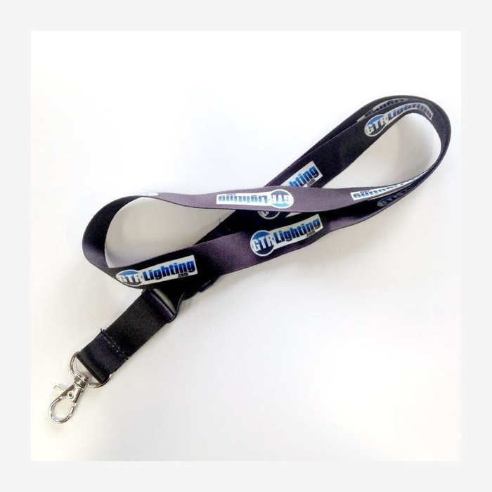 GTR Lighting Lanyard with Logo
