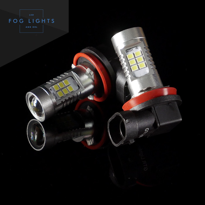GTR Lighting Carbide Series H8 / H9 / H11 LED Bulbs