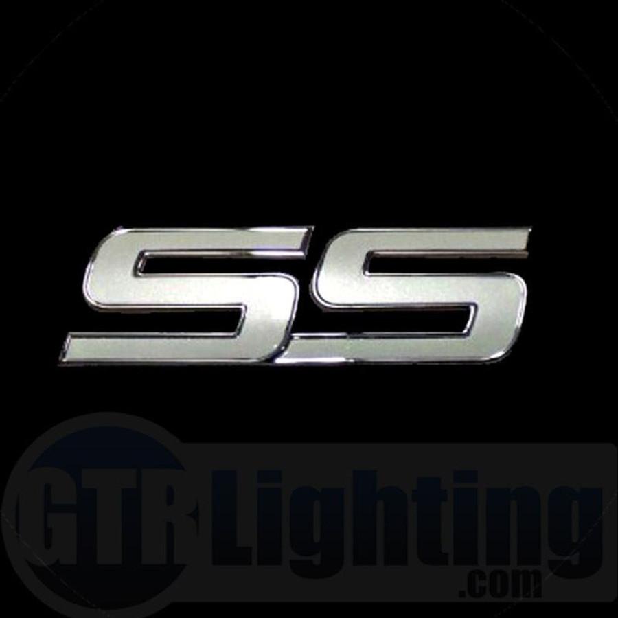 Gtr Lighting Led Logo Projectors Chevy Ss Logo 53