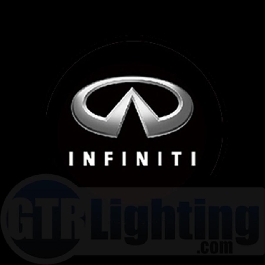 gtr lighting led logo projectors infiniti logo 7