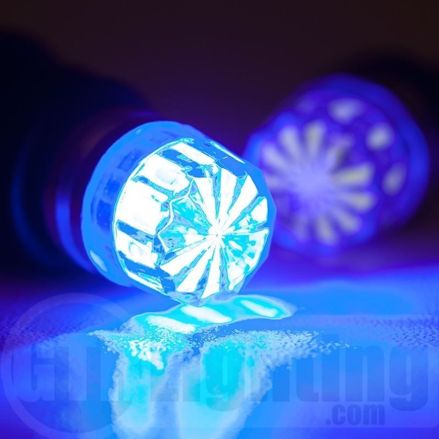 GTR Lighting Crystal Lens Diffuser T10 / 194 / 168 LED Bulbs