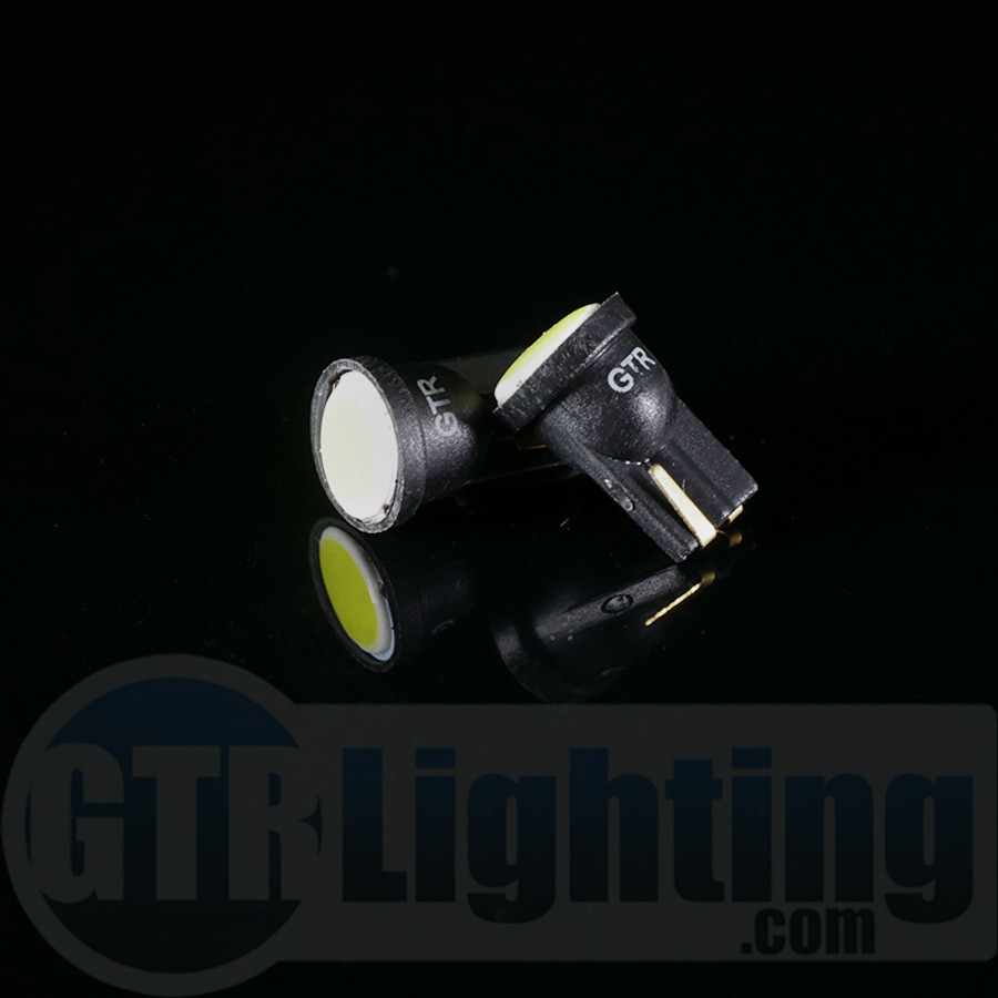GTR Lighting Low Profile Lightning Series T10 / 194 / 168 LED Bulbs