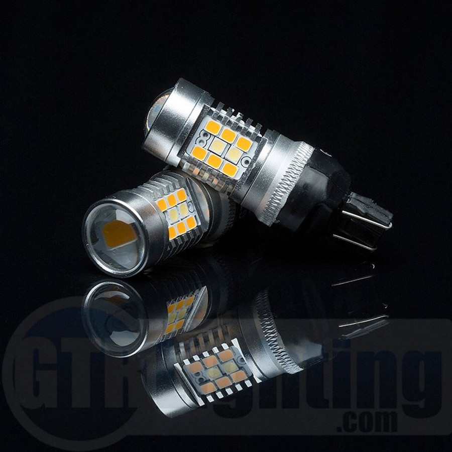 GTR Lighting Carbide Series 7440 / 7443 LED Bulbs, C/K Compatible