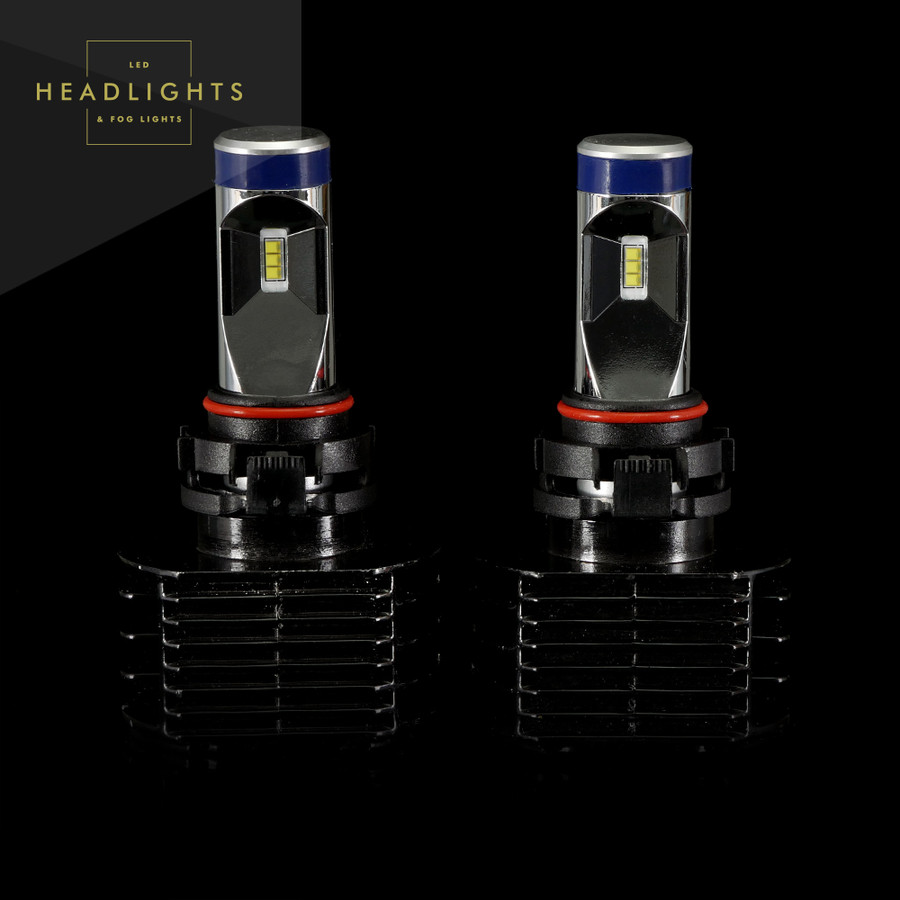 GTR Lighting Ultra Series LED Headlight Bulbs - 5202 / 2504 - 3rd Generation ... & GTR Lighting Ultra Series LED Headlight Bulbs - 5202 / 2504 - 3rd ...