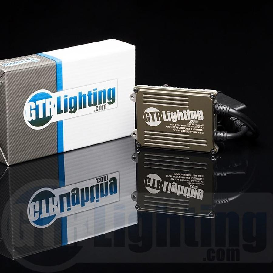 GTR Lighting 35w CANBUS Pro Dual Beam HID Conversion Kit - 3rd Generation