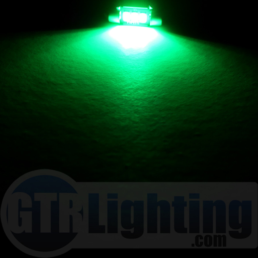 GTR Lighting 31mm CANBUS Festoon LED Bulbs