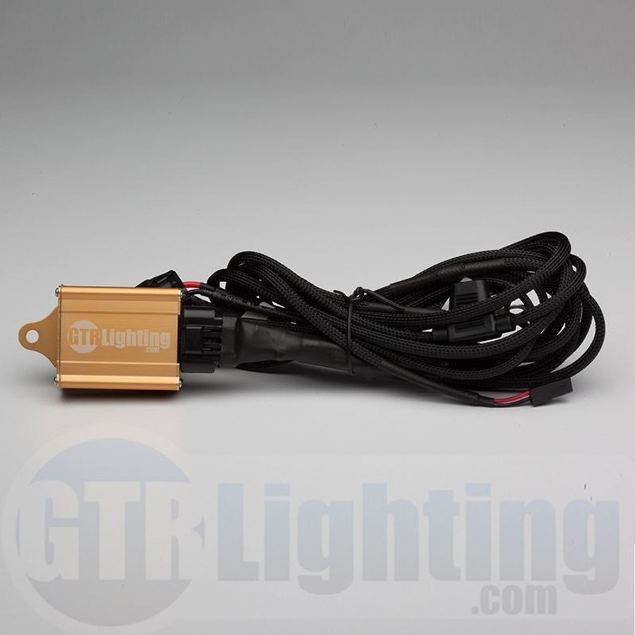 GTR Lighting 35w Smart PWM Dual Beam Slim HID Conversion Kit - 5th Generation