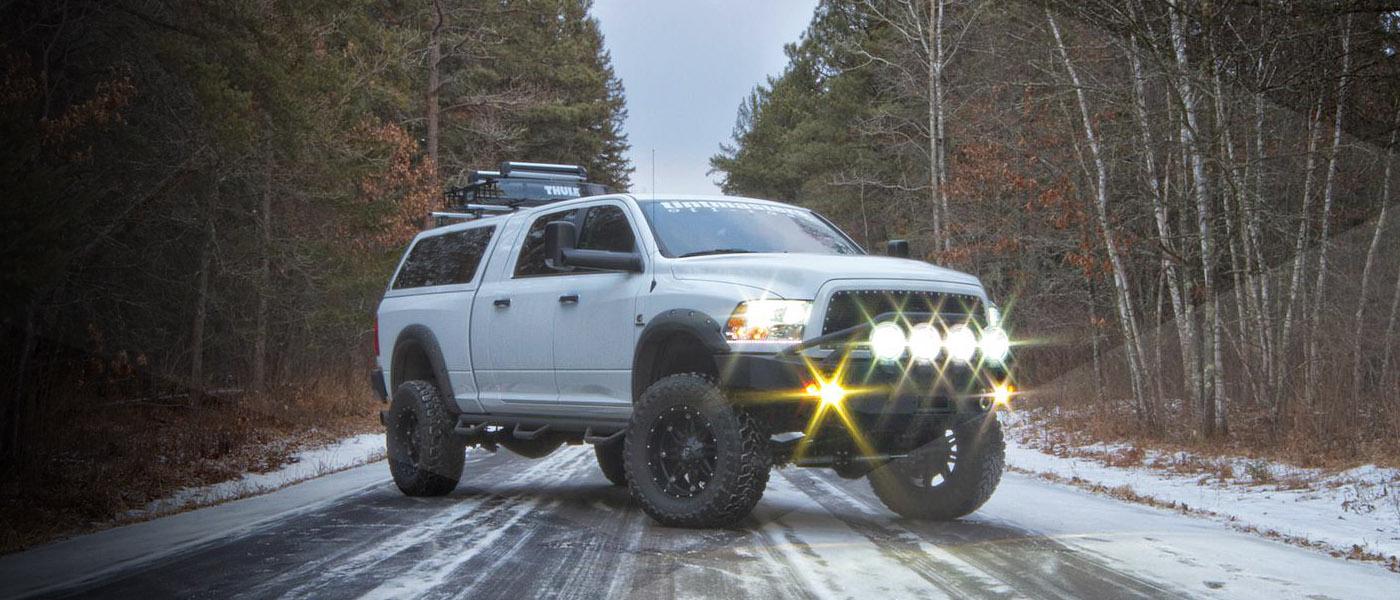 01234 & GTR Lighting High Performance LED Bulbs and HID Kits