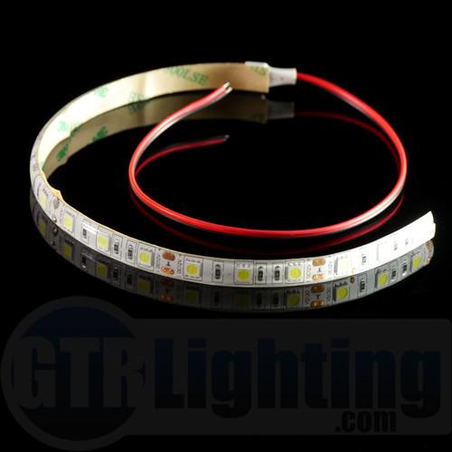 gtr lighting 12 inch flexible led strip. Black Bedroom Furniture Sets. Home Design Ideas
