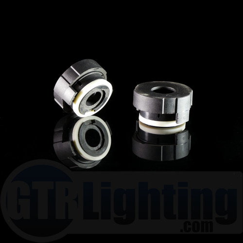 gtr lighting bmw h7 hid bulbs adapters high beam. Black Bedroom Furniture Sets. Home Design Ideas