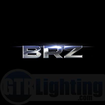 gtr lighting led logo projectors subaru brz logo 64