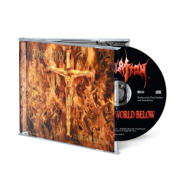 "Audio CD: ""Close To A World Below"""