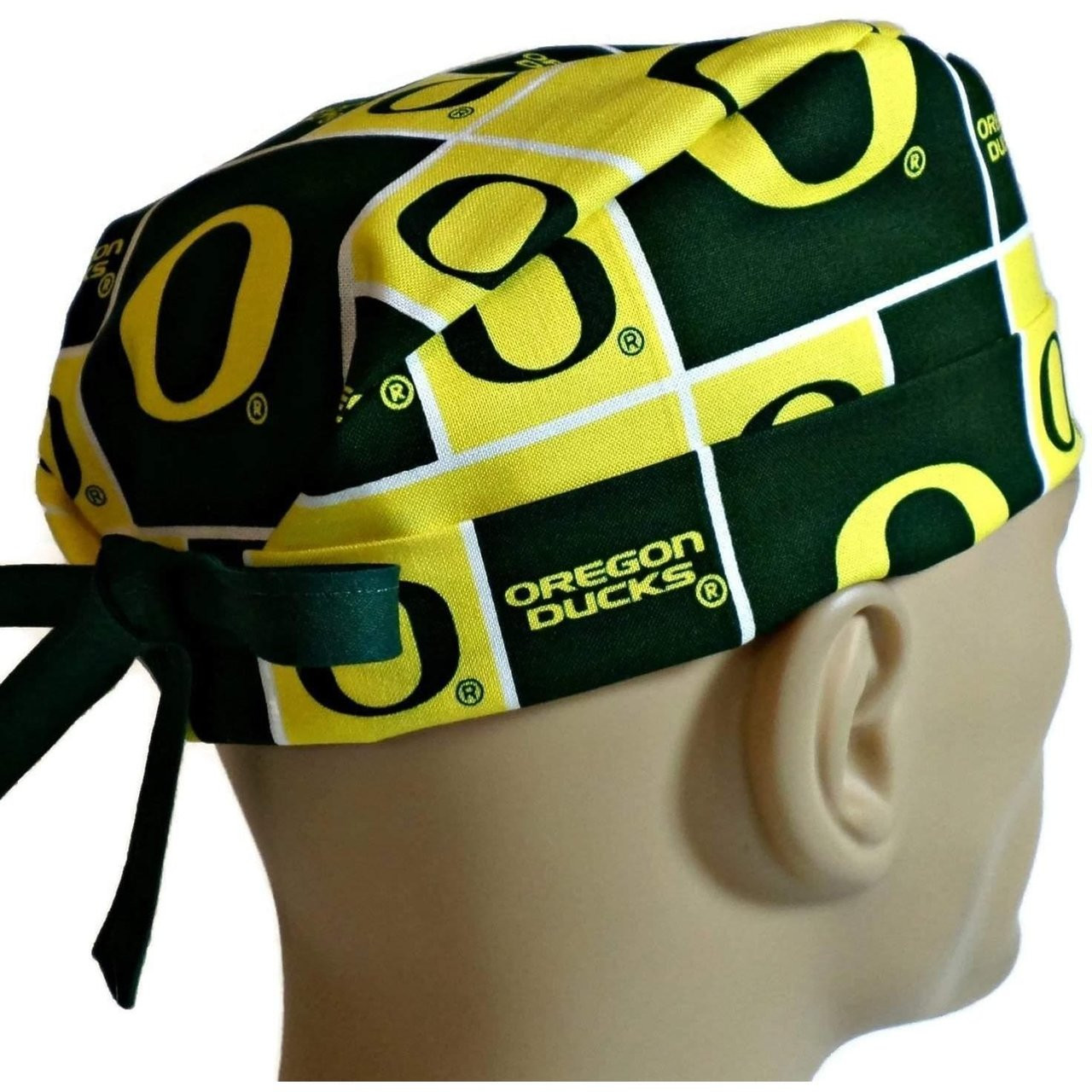 a37dd7496e3 ... czech mens adjustable fold up cuffed or un cuffed surgical scrub hat  cap made with 337bf