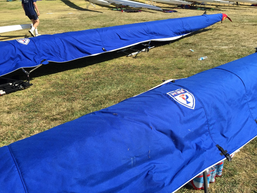 Keeping your boat protected, cool and under shade while @ Regattas