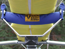 A great cushioned ride for your 1X shown in our Narrow Cradle!