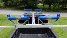 "T-Bars shown with (2) Sets of 14"" Cradles for carrying your 1X's too!"