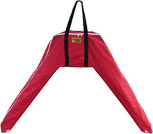 Nylon Double Wing Bag
