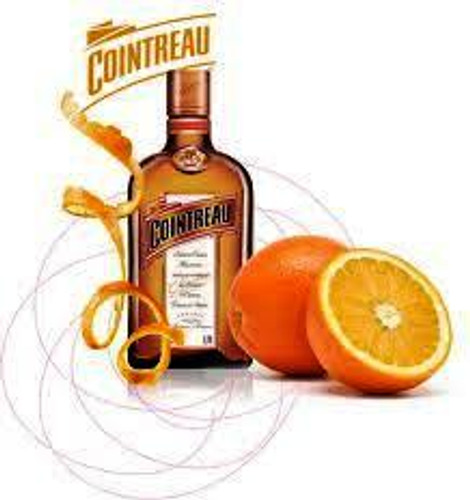916 XA21    Sweet Christmas Drops  contains Cointreau