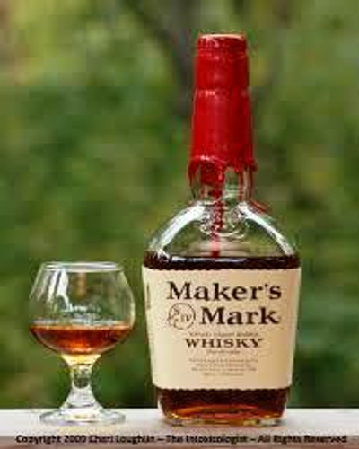 818 WA56    Makers Mark Bourbon