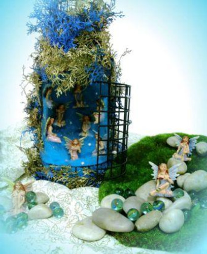 OUT OF STOCK 1216 The Blue Fairy Glen - No Discounts apply