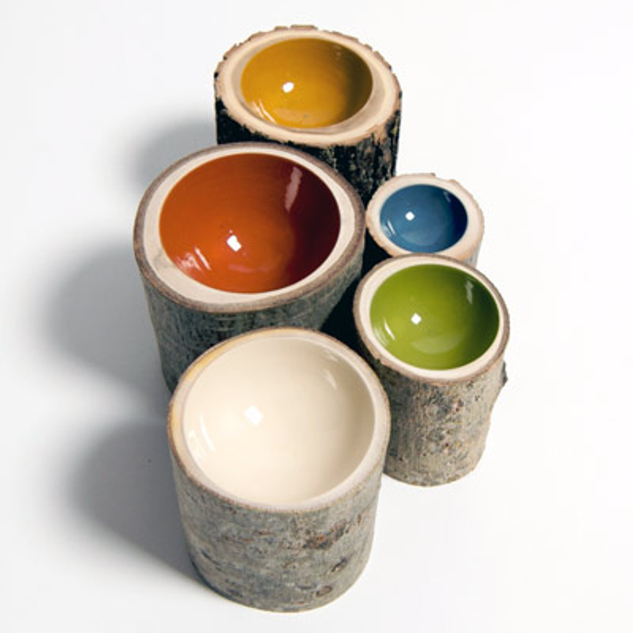 Log Bowls from the loyal loot Collective in Alberta, Canada