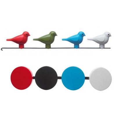 Exchangable cuckoo and pendulum