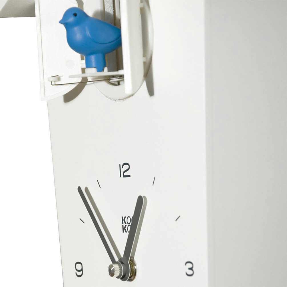 KooKoo BirdHouse cuckoo clock - detail
