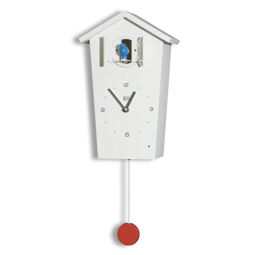 KooKoo BirdHouse cuckoo clock - white