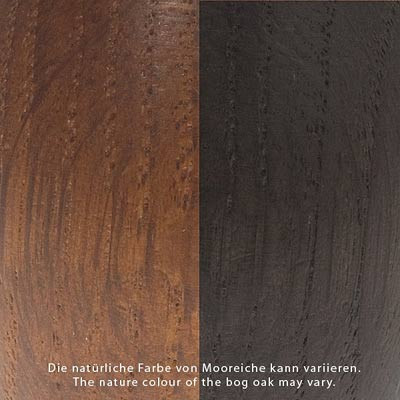 Bog oak wood shades