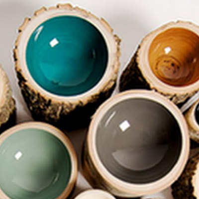 LOYAL LOOT | Log Bowls | Size 4
